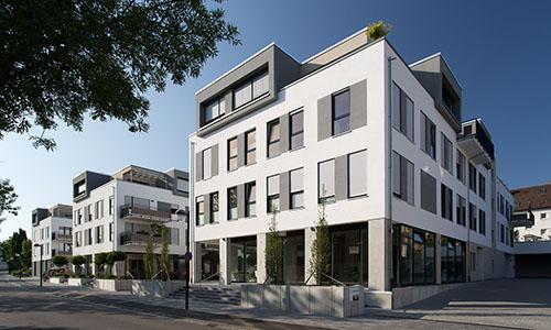"""Stadtquartier """"Schwabstraße"""" Weinsberg"""